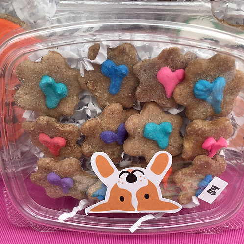 Small Decorated Bites - Packaged