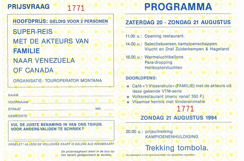 PROGRAMMA_1994