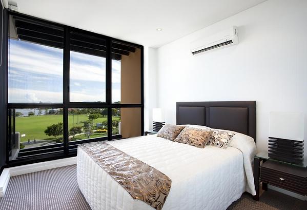 bedroom split system