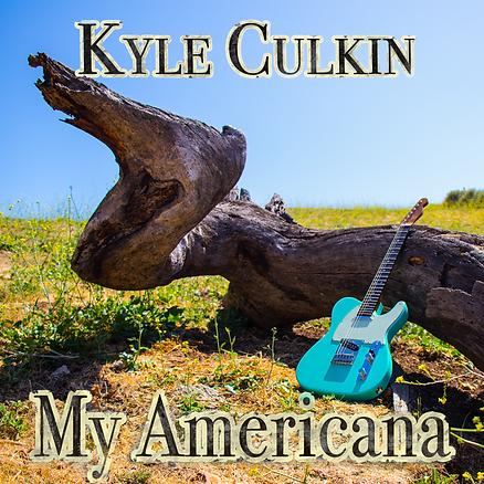 Kyle Culkin My Americana Album Cover.png