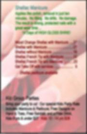 Star 30 Nail Spa Shellac (Box 2) May 202