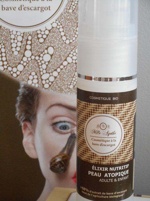 Elixir nutritif peau atopique