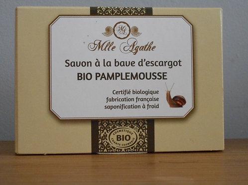 savon bio Pamplemousse