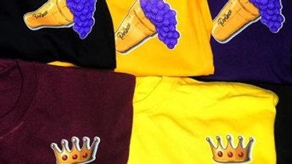 Supreme Yayin V-Neck Pocket Logo T-Shirts