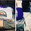 Thumbnail: Genesis Forever Rainbow V-Neck Log T-shirts