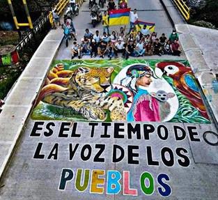 Colombie : le massacre des innocents.