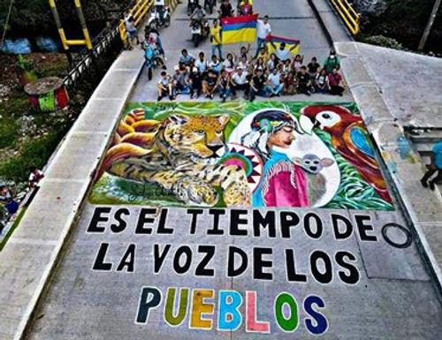 Colombia: la masacre de los inocentes