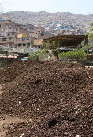 Agroécologie. C'est pas le Pérou ? Si, justement.