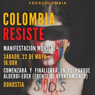 Colombie, du monde entier / Colombia, de todo el mundo