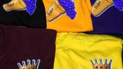 Supreme Yayin Crew Neck Pocket Logo T-Shirts