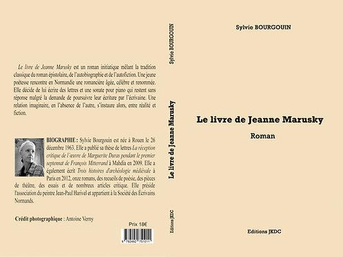 Le Livre de Jeanne Marusky