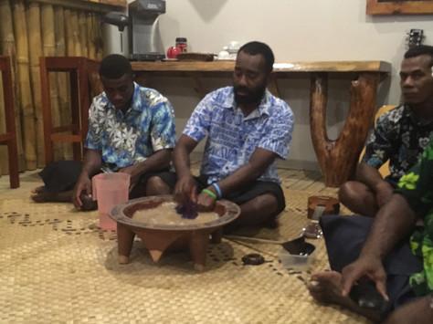Entspannung pur auf den Fidschis