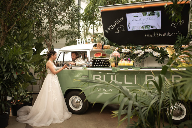 Bulli Bar Tropical Hochzeit