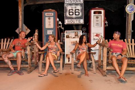Auf den Spuren der Route 66