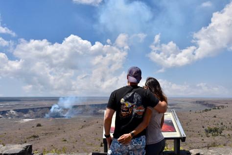 Vulkaninsel Big Island