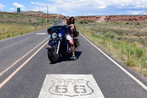 Back to Route 66