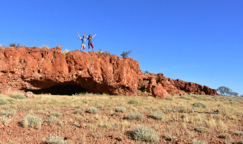 Great Central Road - quer durch das Outback