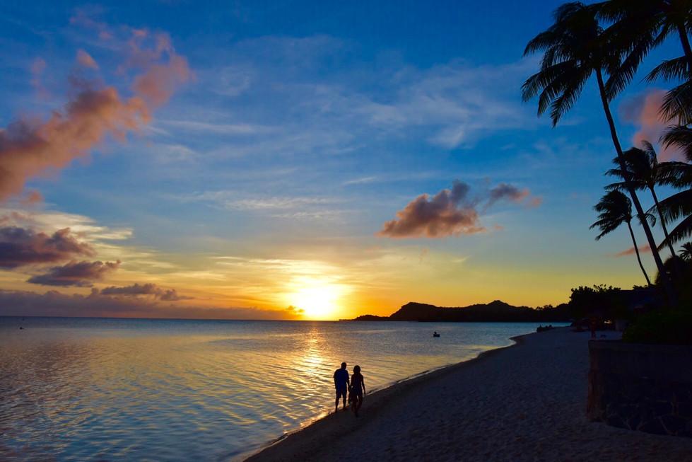 Bonjour Bora Bora!