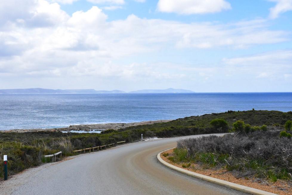 South Coast Highway von Albany nach Esperance