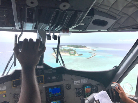 Mit dem Wasserflugzeug ins Paradies!