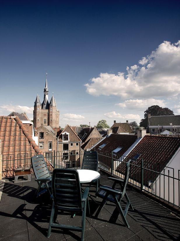 Boven Zwolle eigen werk