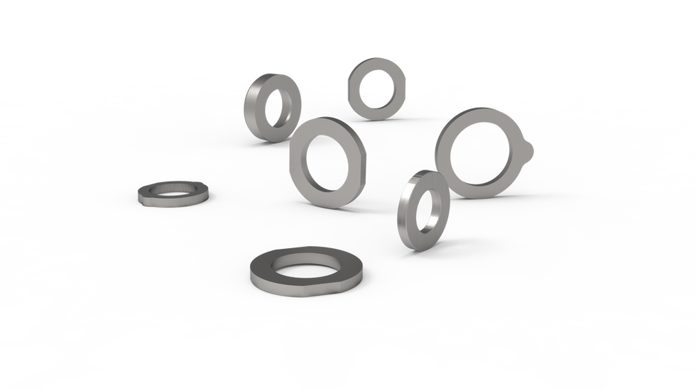 Axial Bearings / Washers