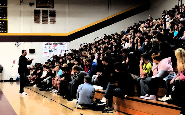 Chris Herren, Winsert, Menominee High School