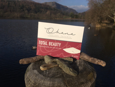 TOTAL BEAUTY PATCHES MAY HELPYOU LOOK AND FEEL AMAZING – THE NATURAL WAY