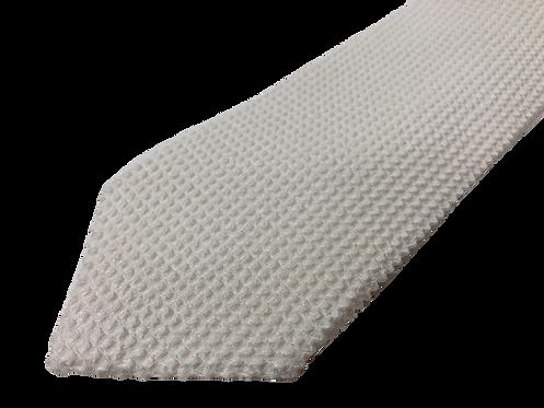 kanoko tie white