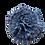 Thumbnail: Nuishime shibori corsage blue