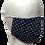 Thumbnail: 絞りマスク バラ鹿の子