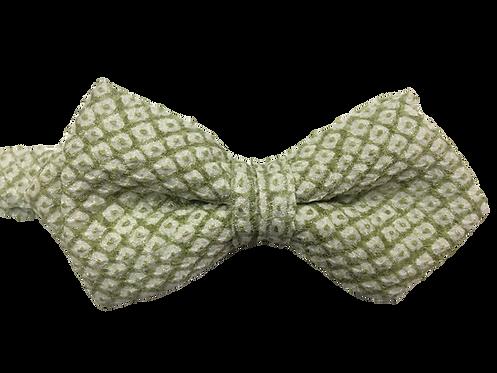 bow tie yellowish green