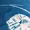 Thumbnail: Handkerchief kasamaki blue