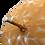 Thumbnail: 京萬華絞り 綿日傘 オレンジ