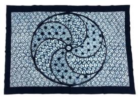 Tablecloth Indigo C