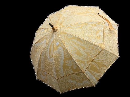 silk parasol beige