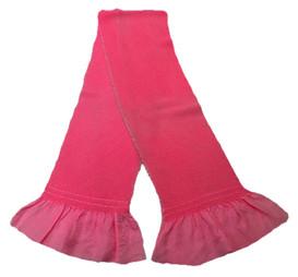 総絞り帯揚げ ピンク