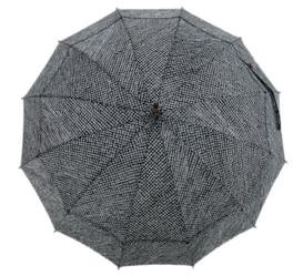 シルク日傘 総絞り