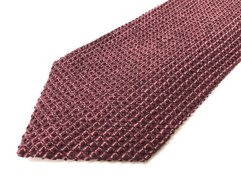 kanoko tie dark red