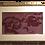 Thumbnail: shibori picture wind god and thunder god red