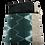 Thumbnail: Eco bag zigzag green