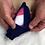 Thumbnail: おうちで絞り染めあそび 板締め絞り編