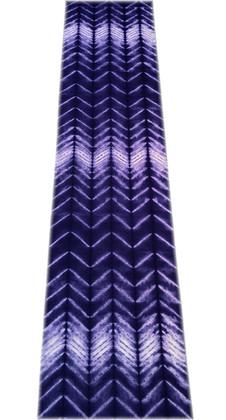 京縫い絞り 波