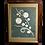 Thumbnail: Japanese washi paper Tsujiga-hana floral pattern