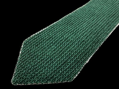 kanoko tie dark green