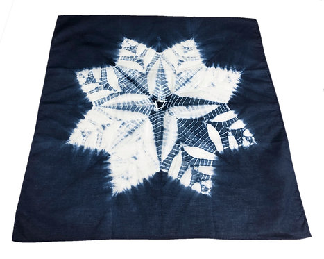 Handkerchief star pattern
