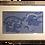 Thumbnail: shibori picture wind god and thunder god blue