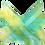 Thumbnail: エコバック あづま袋タイプ 黄緑