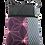 Thumbnail: Eco bag Asanoha red purple