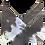 Thumbnail: エコバック あづま袋タイプ グレー
